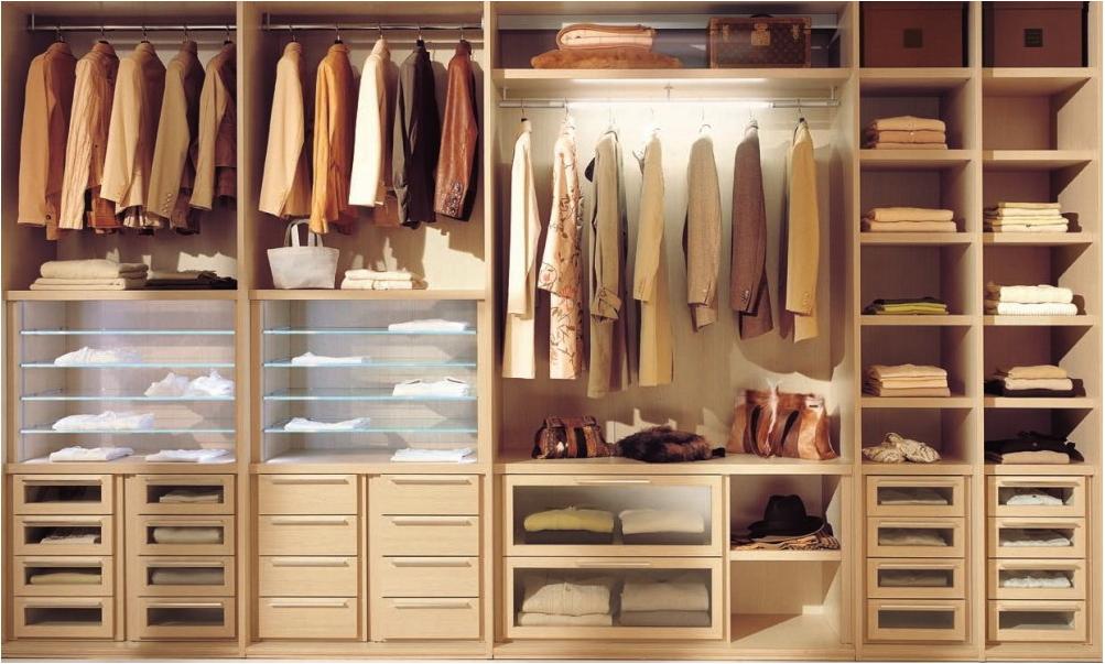 Встроенный шкаф фото своими руками