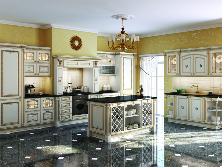 Примеры кухонь