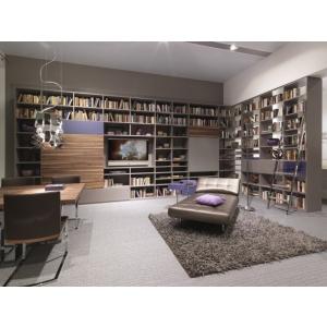 Библиотечный стеллаж