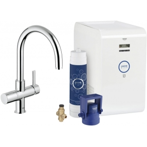 GROHE Blue Chilled 31382000 хром
