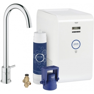 GROHE Blue Chilled 31384000 хром