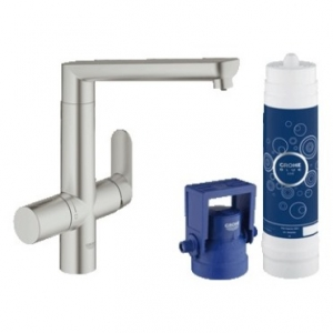 GROHE Blue Pure 31344DC1 суперсталь