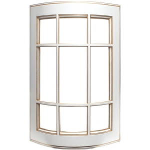 Фасад гнутый под стекло