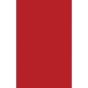 Фасад из красного пластика Acryline