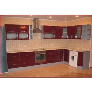 Угловая кухня Джоржиа