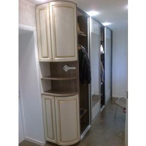 4-х дверный шкаф-купе Дэйв