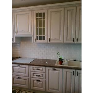 Прямая кухня Афина Аргенто