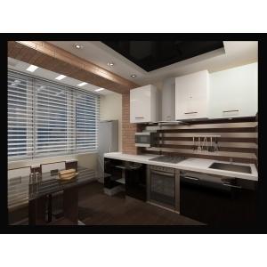 Прямая кухня Алессандра