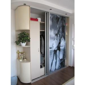 2-х дверный шкаф-купе Брэд