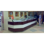 Витрина в ювелирный магазин