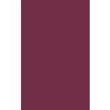 Фасады из Акрилайна цвета каберне, глянцевые