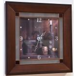 Настенные часы для кухни Ника