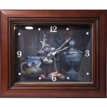 Настенные часы для кухни Виктория