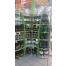 Радиусный угловой модуль магазина спортивного питания