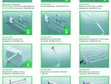 Механизмы и сетки для шкафов
